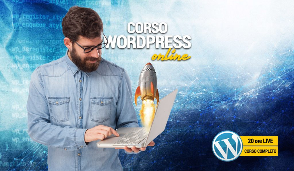 Corso Wordpress completo 20 ore